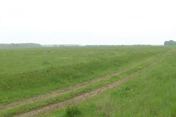 Cette zone de six hectares a été réquisitionnée par la préfecture