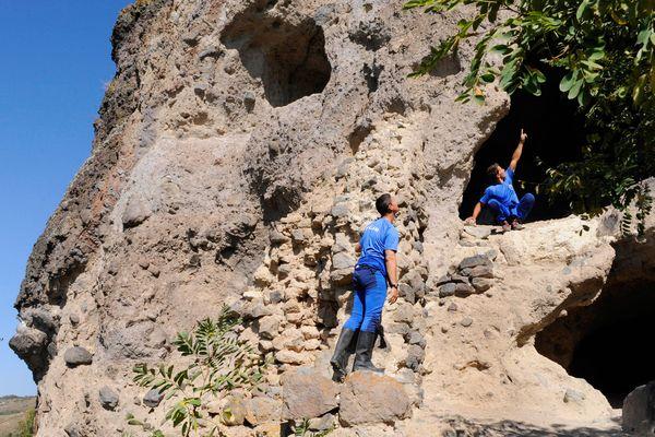 Samedi 21 et dimanche 22 septembre, le site des grottes de Perrier, dans le Puy-de-Dôme, sera accessible lors des Journées du Patrimoine.
