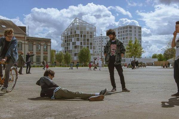 Slow Sliders en concert chez Madame rêve à Nantes vendredi 5 août