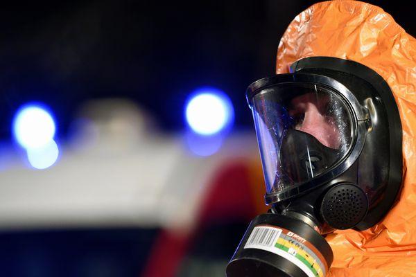 Les unités chimiques spécialisées des sapeurs-pompiers ont dû intervenir (image d'illustration).