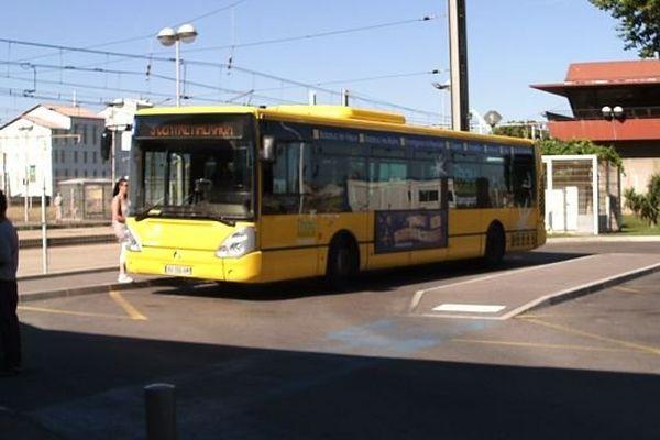 Bus de Sète Thau agglo - archives