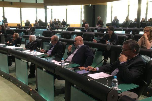 Les élus du Conseil départemental de Haute-Corse ont tenu jeudi 16 novembre leur dernière séance, avant la passage à la collectivité unique de Corse