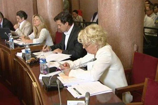 A Nice, Marie-Christine Arnautu se retrouve isolée au conseil municipal