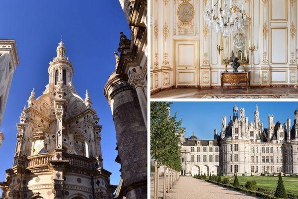 Chambord, château préféré de nos abonnés