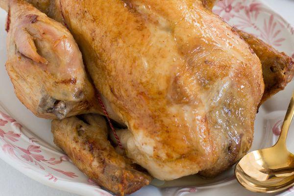 Pour les fêtes de fin d'année, vous serez nombreux à mettre du chapon à vos menus.