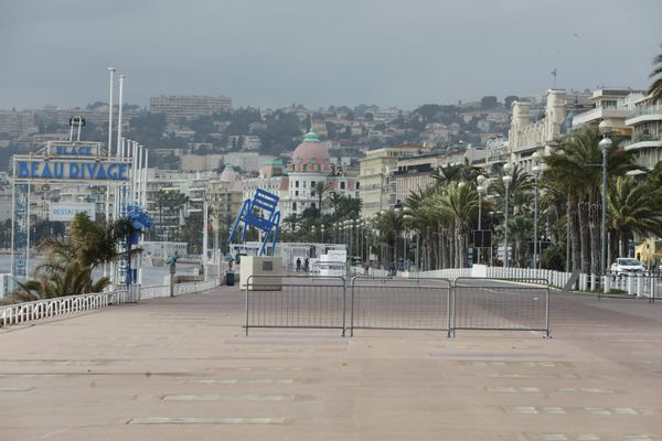 Nice, confinée le 28 février. Les limites du confinement partiel, c'est le thème de Dimanche en Politique à voir le 7 mars à 11h30 sur France 3 Côte D'azur.