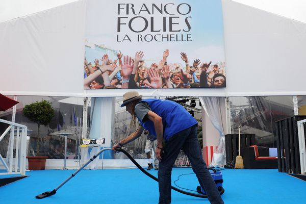 C'est (bientôt) parti pour 5 jours de festival à La Rochelle
