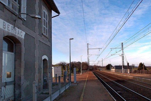 En février 2004, la bombe aurait été retrouvée à mi-chemin entre le viaduc de Rocherolles et la gare désaffectée de Bersac-sur-Rivalier, selon des témoignages