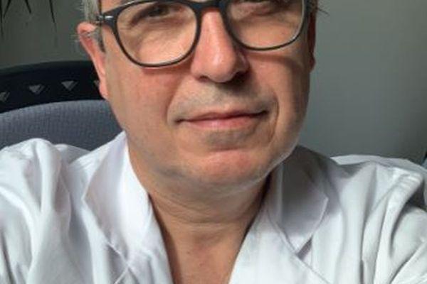 Pr. Bruno Laviolle, directeur du centre d'investigations cliniques du CHU de Rennes.
