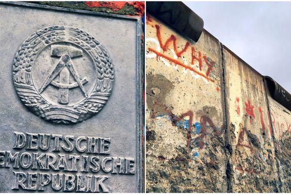 Le mur de Berlin interdisait à la population de l'Allemagne de l'Est (RDA) de fuir vers l'Ouest.