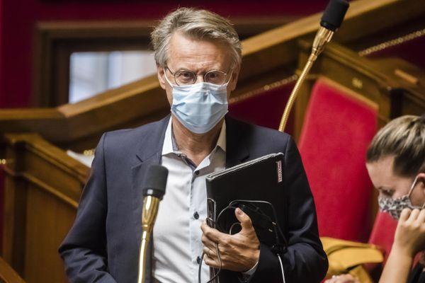 Eric Alauzet, député du Doubs