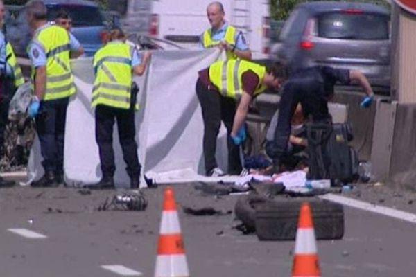 Un accident mortel sur l'A29
