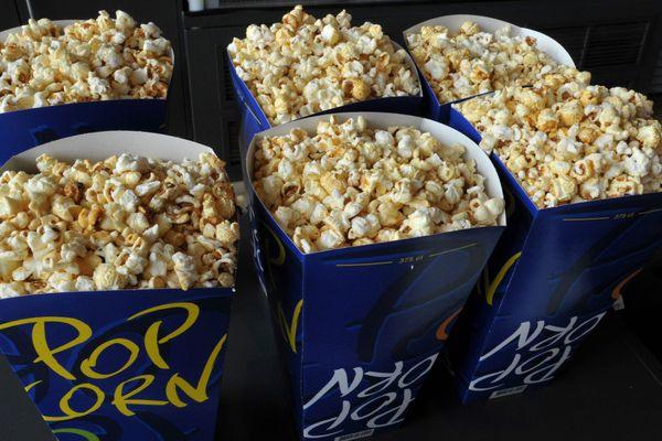 Le pop-corn du Gers est en vente dans 8 cinémas sur 10