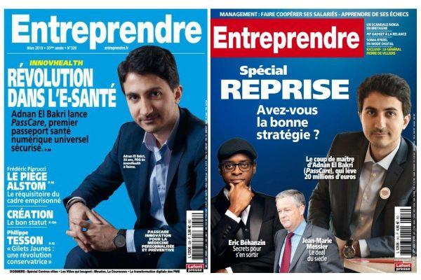 Adnan El Bakri a toujours réussi à faire valoir son entreprise dans les médias nationaux, une communication bien rodée.