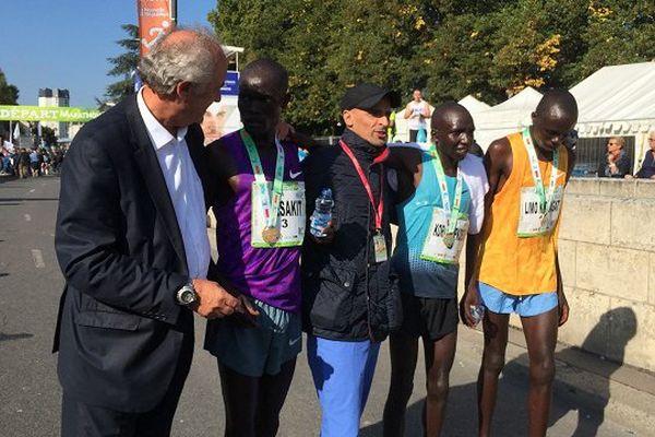 Vainqueurs du Marathon de Tours