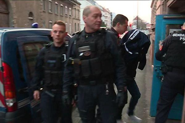 La suspecte a été déférée devant le parquet de Mulhouse, ce jeudi 30 novembre.
