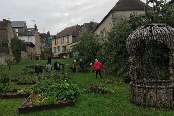 Une autre idée du jardin pour la planète et ses habitants