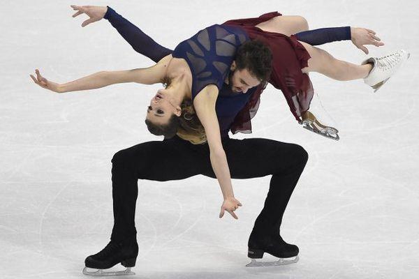 Les Clermontois Guillaume Cizeron et Gabriella Papadakis vont tenter de décrocher, dès mercredi à Boston, une 2e médaille d'or aux championnats du monde de danse sur glace.