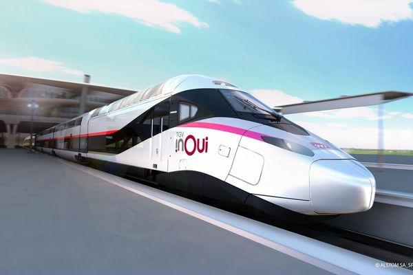 Le TGV du futur, TGV M