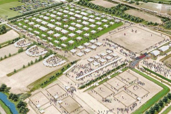 Le site de Lamotte-Beuvron accueillera ce très gros salon dès le vendredi 19 juin