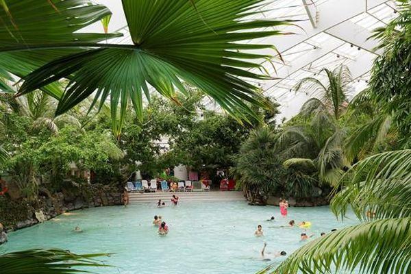 Une piscine chauffée à 29 degrés toute l'année