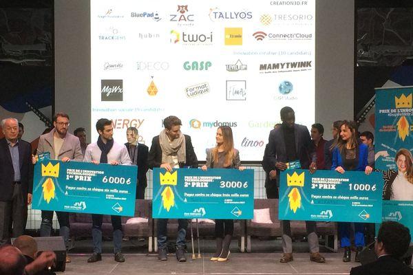 Trois catégories d'innovation : technologique, créative et sociale ont été distinguées à Metz.