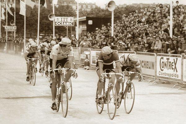 Passage du Tour de France en Charente-Maritime