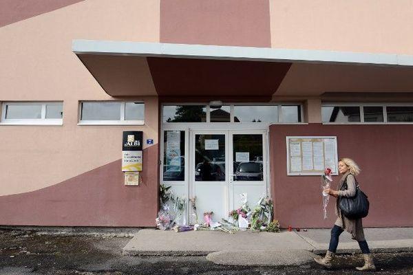 L'école Edouard Herriot d'Albi au moment du drame de juillet 2014