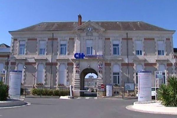 Centre Hospitalier de Châteauroux (Indre).