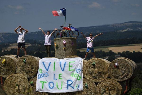 Le succès populaire du Tour de France ne se dément pas après 116 ans d'existence.