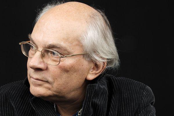 Alain Jaubert, président d'Honneur du festival Livre et Mer de Concarneau