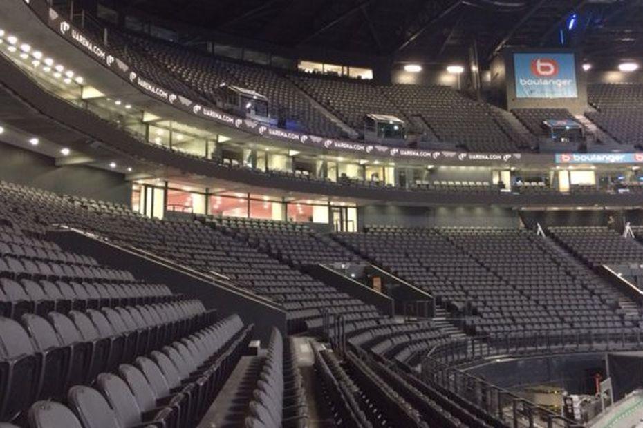 Top 10 des plus grandes salles de spectacle d'Europe : la U Arena de Nanterre prend la 1e place