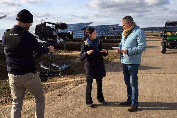 Panneaux photovoltaïques en région Centre-Val de Loire
