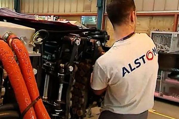 Le groupe Alstom emploie 9 000 salariés en France, répartis sur douze sites, dont un en Saône-et-Loire.