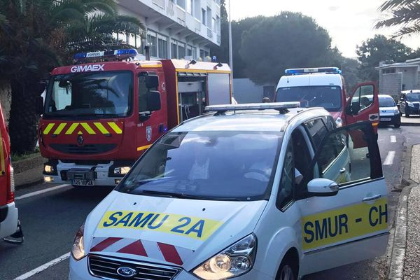 03/11/16 - Un motard est décédé dans un accident de circulation à Propriano (Corse du Sud)