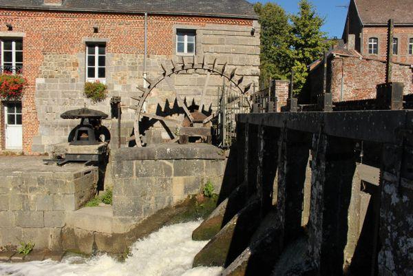 Le moulin de Maroilles