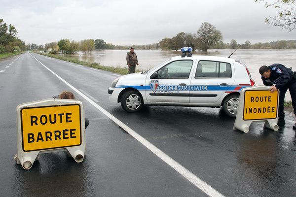 Certains cours d'eau de la Vienne pourraient déborder en raison des fortes pluies