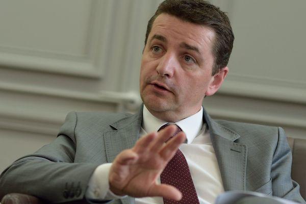 Gaël Perdriau maire de Saint-Etienne estime que les circonstances ne permettaient pas de maintenir la fête des lumières