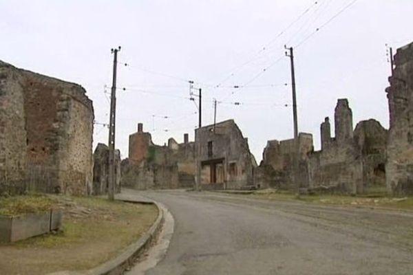 Oradour-sur-Glane, village-martyr