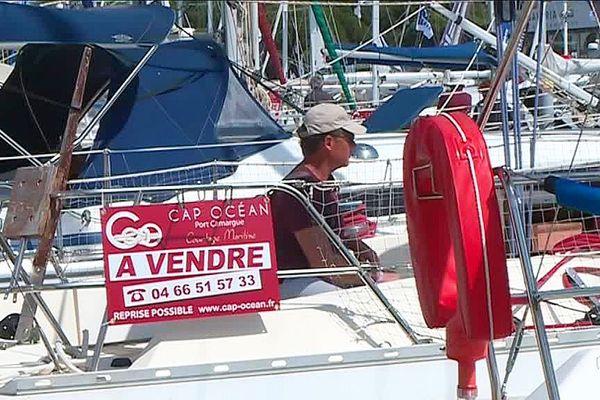 500 bateaux sont exposés au salon nautique de Port-Camargue.