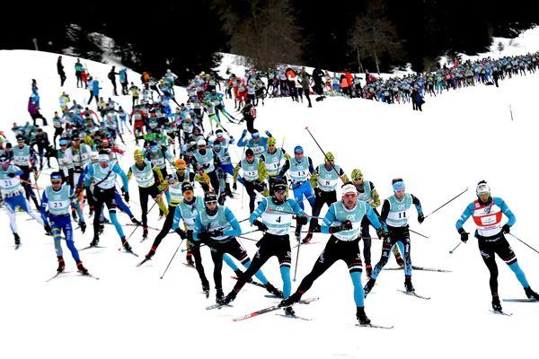 Ce dimanche 10 février, le 68 km et le 25 km ont été maintenus. Mais pas le marathon prévu sur 48 km.