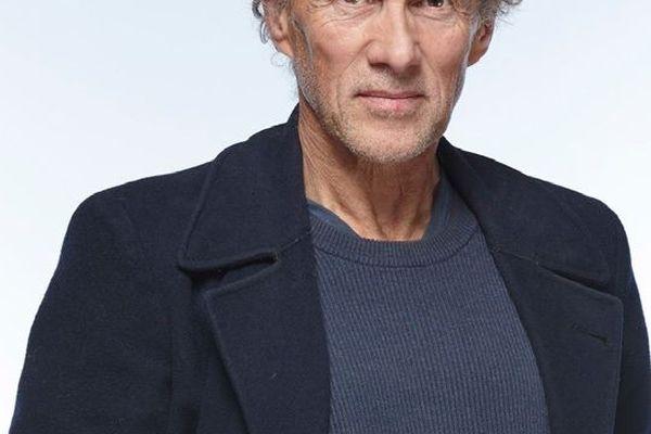 """L'auteur de la pièce, Arnaud Bédouet qui joue également le rôle de """"Yves"""""""