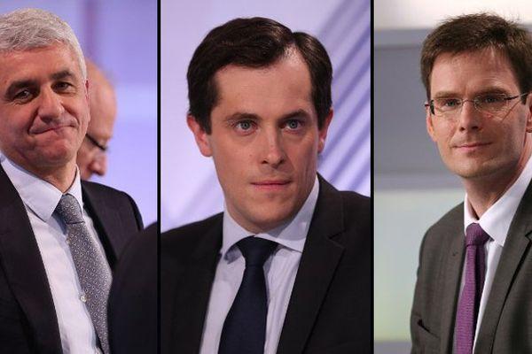 Hervé Morin, Nicolas Bay, Nicolas Mayer-Rossignol