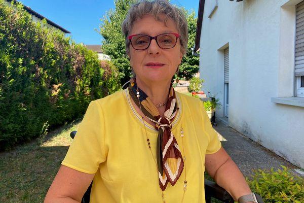 La nageuse Béatrice Hess a remporté ces premières médailles paralympiques à New York, en 1984. Elle a dit adieu à la compétition 20 ans plus tard, aux jeux d'Athènes en 2004.