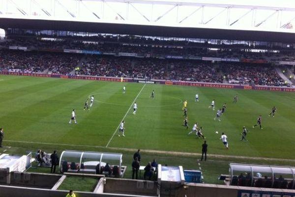 1er Olympique Lyonnais - Stade de Reims depuis 34 ans