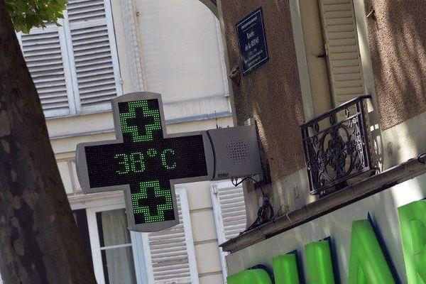Météo France annonce l'arrivée d'un nouveau pic de chaleur