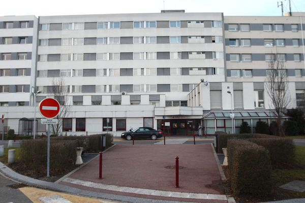 La clinique des Trois-Frontières à Saint-Louis (Haut-Rhin).