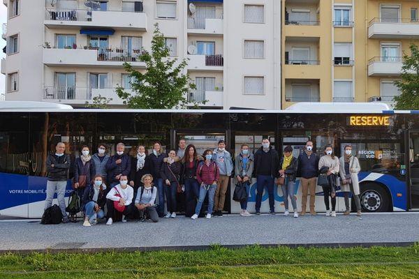 Des soignants azuréens partent à Mulhouse, renforcer les équipes du Grand Est.