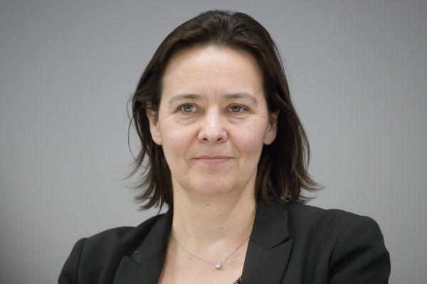 Stéphanie Modde, en février 2020 à Dijon.