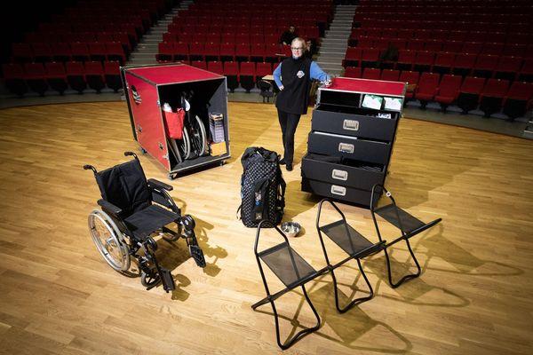 La Handibox ouvre des perspectives aux personne en situation de handicap avec un prêt de matériel aux acteurs du monde culturel